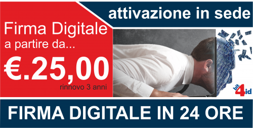 SPID, FIRMA DIGITALE, PEC ATTIVE IN 24 ORE ! - ELAMA OFFICE S.r.l.