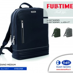 LONDRA ZAINO MEDIUM BLU NAVY